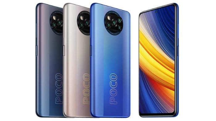 Cek Daftar Harga HP Xiaomi Terupdate Juni 2021: Poco X3 Pro, Redmi Note 10S, Mi 10T Pro