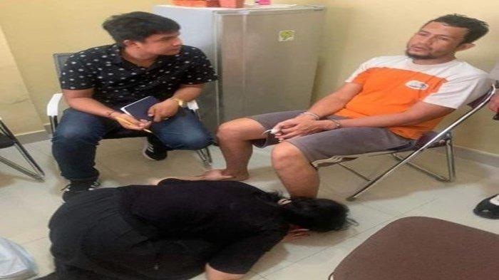 Suami Bunuh Selingkuhan Istri di Karaoke Prabumulih, Saksi: Hendak Menusuk Wanita Bukan Laki-laki