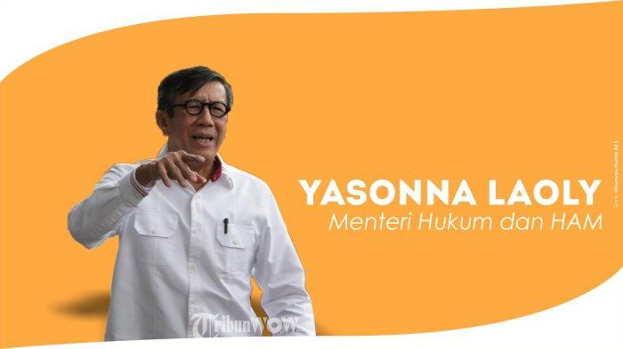 Yasonna Laoly: Mahasiswa Jangan Terbawa Agenda Politik yang Tak Benar, kalau Mau Debat Datang ke DPR