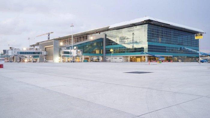 Yogyakarta International Airport (YIA).