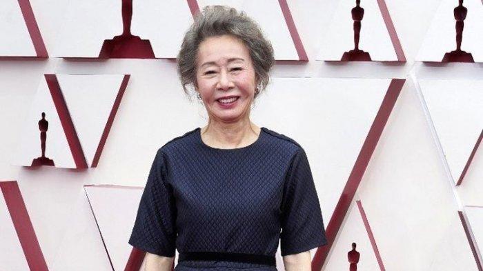 Aktris Korea Selatan Youn Yuh Jung Memenangkan Oscar sebagai Pendukung Terbaik di Film Minari