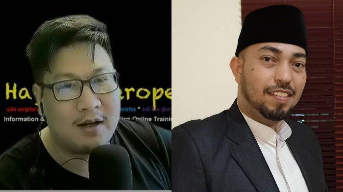 Alasan Husin Alwi Shihab Laporkan Jozeph terkait SARA: Khawatir Muncul Paul Zhang yang Lain