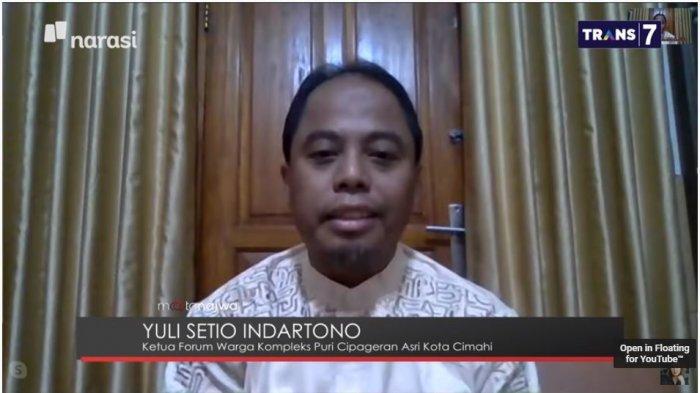Kisah Yulis Setio Buat Warga yang Khawatir Berbalik Mendukung Pasien Positif Corona: Saya Tersentuh