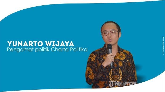 Yunarto Wijaya Sebut Ada Petinggi Partai di Koalisi Prabowo-Sandi yang Percayai Hasil Hitung Cepat