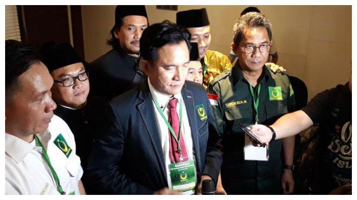 PBB Deklarasi Dukung Jokowi-Ma'ruf, PKS Beri Tanggapan