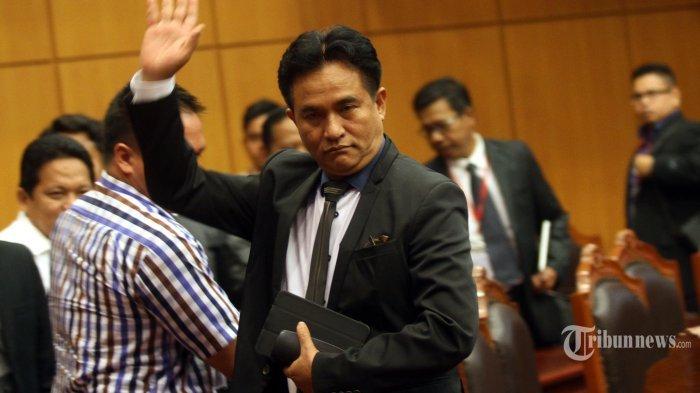 Yusril Ihza Mahendra Tantang Prabowo Subianto Sumpah Pocong hingga Ungkap Alasan Jadi Lawyer Jokowi