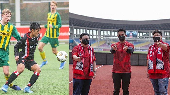 Proses Transfer Striker Jebolan Feyenoord ke Persis Solo Diisukan Segera Selesai, Welkom Yussa?