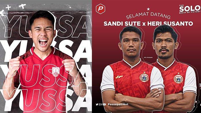 Wonderkid Jebolan Feyenoord Telah Diperkenalkan Jadi Rekrutan Baru Persis Solo, Dua Mantan Persija?