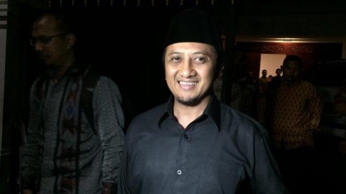 Ustaz Yusuf Mansur tak lama berada di rumah Ketua Umum Partai Gerindra, Prabowo Subianto, Jalan Kertanegara, Jakarta Selatan, Kamis (22/9/2016).