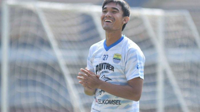 Hadapi Liga 1 2021, Pemain Persib Bandung Zalnando Lakukan Variasi Latihan Tambahan, Apa Saja?