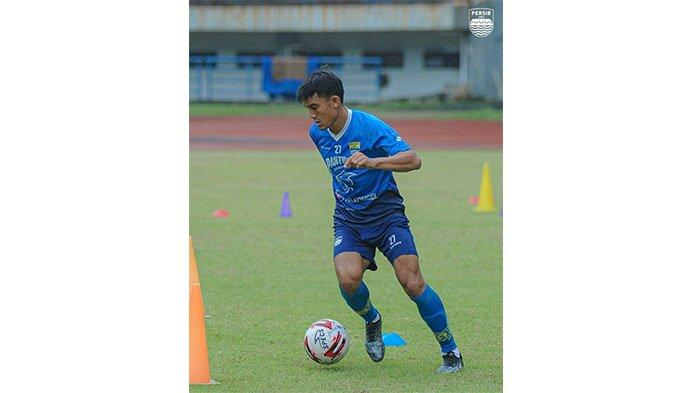 Ungkap Kondisi Fisik setelah 7 Hari Latihan Bersama Persib Bandung, Zalnando Siap Saingi Ardi Idrus?