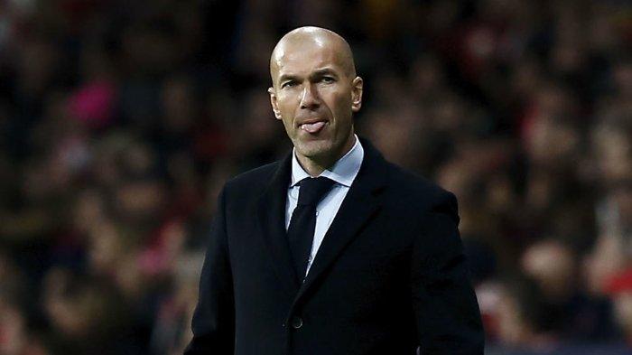 Link Live Streaming La Liga Real Madrid vs Deportivo La Coruna: Zidane Tak Akan Berhenti