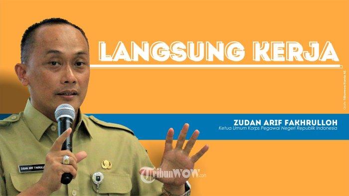 Ketua Umum Korpri: PNS Harus Langsung Kerja Kamis