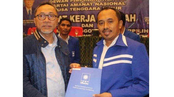 Wakil Ketua DPRD Mabar Marselinus Jeramun Terpilih Ikuti Program IVLP AS: Kesempatan Berharga