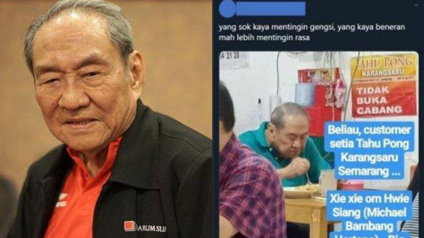 Sosok Bambang Hartono Pemilik Bca Yang Jadi Orang Terkaya Di Indonesia 11 Tahun Berturut Turut Tribun Wow