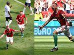 Sosok Pahlawan Hungaria, Cetak Gol ke Gawang Prancis dan Jaga Asa Lolos ke 16 Besar EURO 2020