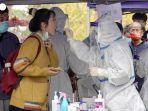Wabah Covid-19 Meningkat, China Lockdown 4 Juta Warga di Kota Lanzhou, Perintahkan Tinggal di Rumah
