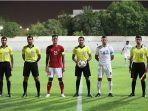 Eks Persib Bandung Farshad Noor Pimpin Timnas Afganistan saat Kalahkan Timnas Indonesia